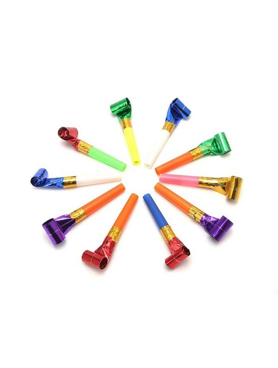 Little Sparks Party Wistle Pack Of 10 Large